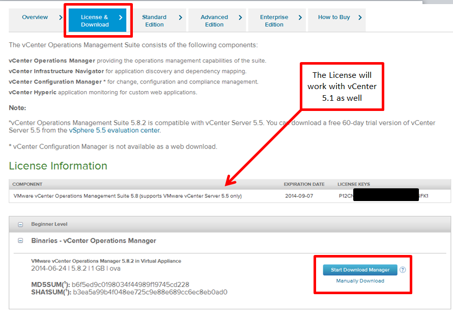 vmware vrealize operations manager 6 keygen - Highpeak